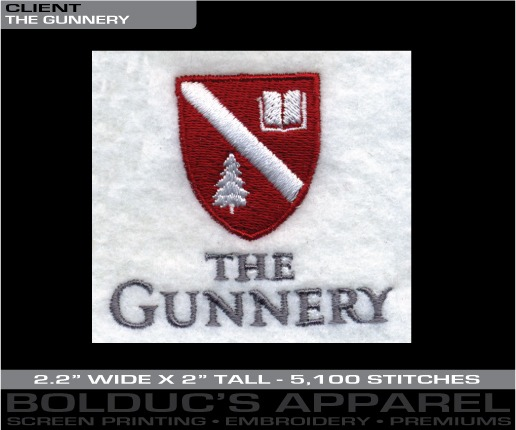 Embroidery Sample Gallery